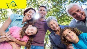 مهاجرت به استرالیا با خانواده