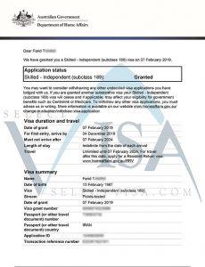 اخذ ویزای رشته کامپیوتر نرم افزار در استرالیا