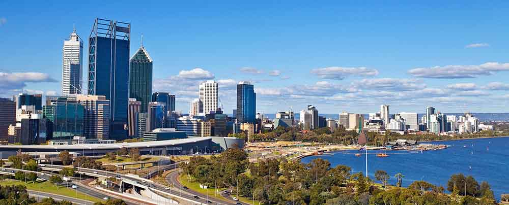 درباره استرالیا شهر پرت استرالیا