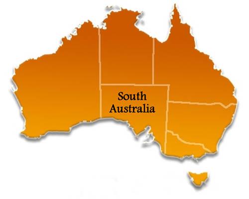 ایالت استرالیای جنوبی