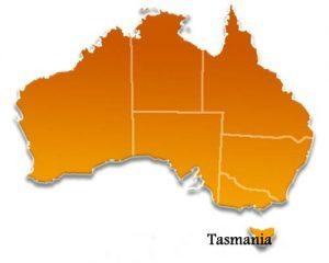 ایالت تاسمانیا استرالیا