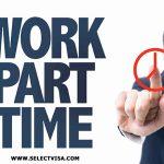کار پاره وقت در استرالیا