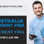 ویزای 500 استرالیا