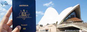 اقامت موقت استرالیا