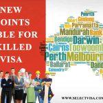 امتیازبندی ویزای کار استرالیا