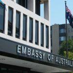سفارت استرالیا در تهران