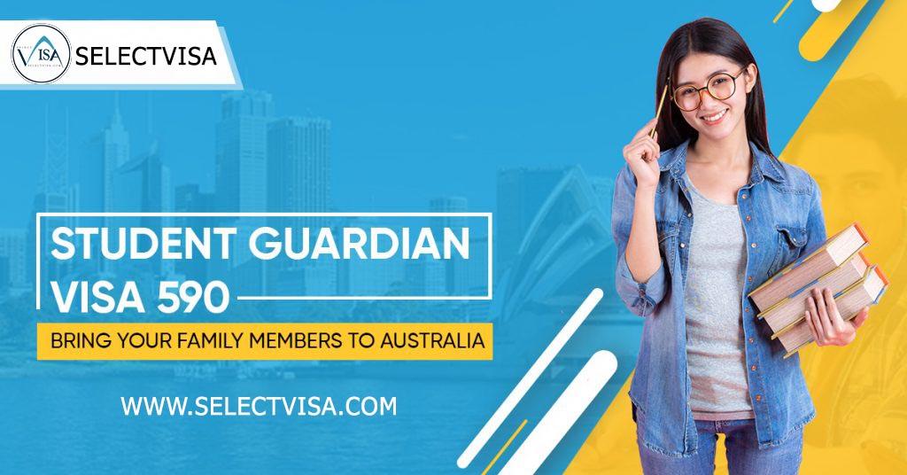 ویزای 590 استرالیا