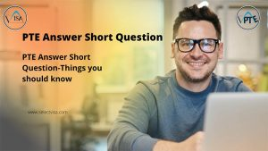 Answer short question pte