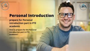 Personal Introduction pte