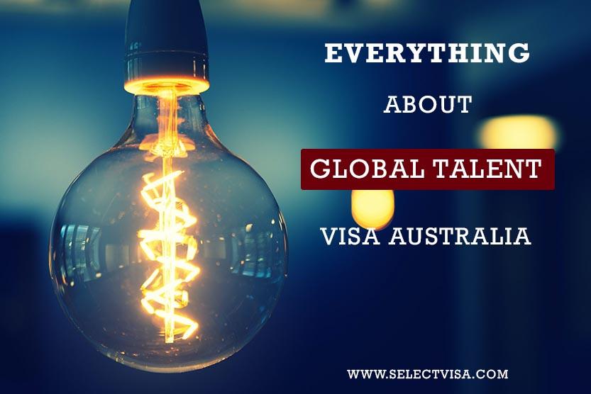 همه چیز در باره ویزای گلوبال تلنت استرالیا