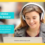 Multiple-choice Choose Single Answer pte