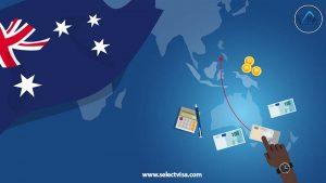 نحوه انتقال پول به استرالیا
