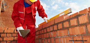 مهاجرت از طریق شغل بنایی