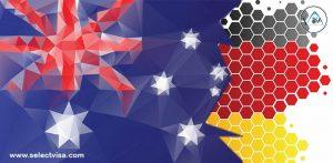 مهاجرت به استرالیا یا آلمان