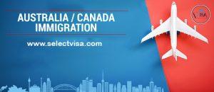 مهاجرت به استرالیا یا کانادا