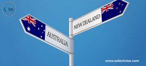 مهاجرت به استرالیا یا نیوزلند
