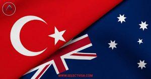 مهاجرت به استرالیا یا ترکیه